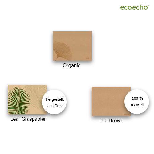 Papier-Tischset ecoecho® 30x40 cm