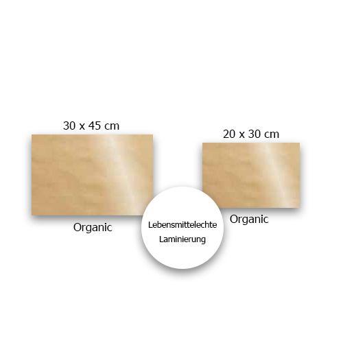 Papier-Tischset ecoecho® 20x30 cm und 30x45 cm
