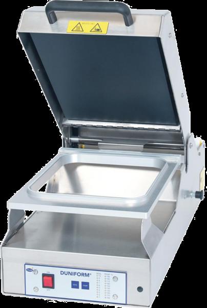 Siegelmaschine DF 25 Duniform® inkl. Kassette