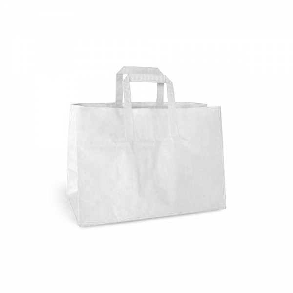 Take-Away Tasche mit Henkel