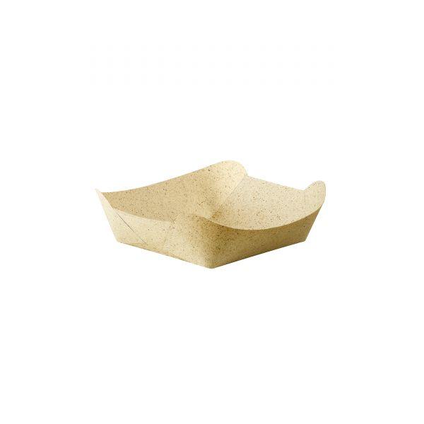 Graspapier Snackschale S 150mm x 145mm 500 Stück