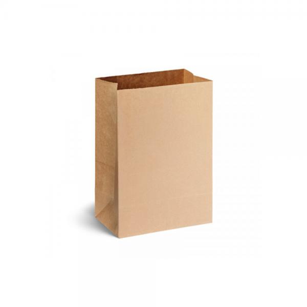 Take-Away Tasche ohne Henkel 80g (180x110x265)